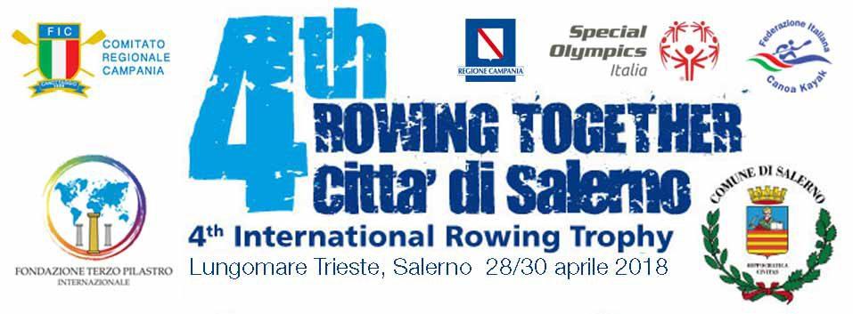 la festa degli sport del remo nel cuore di Salerno